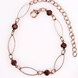 The Right Time - Gold Bracelet